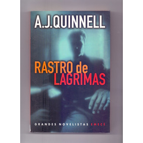 Libro Rastro De Lagrimas Autor A.j. Quinnell