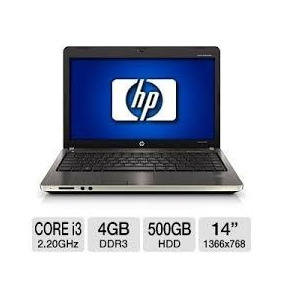 Notebook Hp Probook 4430s Intel® Core I3-2310m, 4gb, 500gb