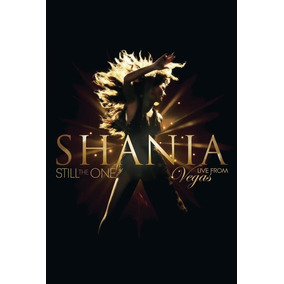 Dvd Shania Twain - Still The One: Live From Vegas