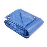 Lona P/ Carreteiro De Polietileno Azul 5x4m Vonder Plus
