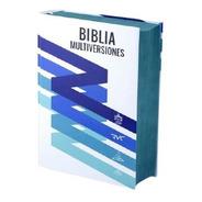Biblia Multiversiones (4 En 1) Rvr1960, Rvc, Dhh, Tla Estudi
