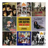 Colección Los Gatos 1967/2007 (8 Cds)