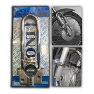Tranca Trava Segurança Moto Titan150/fan150 /fan160/bros160