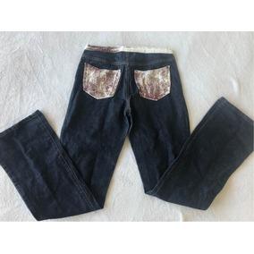 Pantalón De Jean Mujer Dolce & Gabbana Hecho En Italia