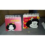 Calendarios De Colección Mafalda 2012 Y 2013
