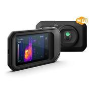 Câmera Termográfica 19.200 Pixels Msx Wi-fi Ignite Flir C5