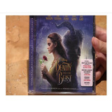 Beauty And The Beast Cd- Musica Soundtrack- Nuevo 2017