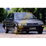 Manual De Taller - Reparacion Toyota Sky 1989 - 1992 *
