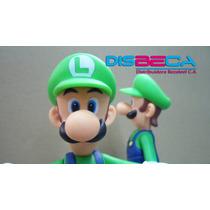 Luigi - Personaje Video Juego Mario Bross