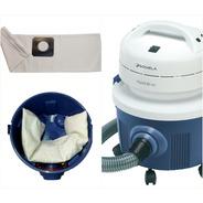 3 Bolsas Reusables Para Aspiradora Somela Aqua Solid 1500