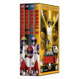Goggle Five - Dvd - Completo