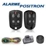 Alarme De Moto Pósitron Duoblock Fx 330 G7 Cg Titan 150 Fan
