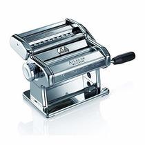 Maquina Para Hacer Pasta Atlas Machine Acero Inoxidable