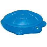 Tanque De Areia Jabuti - Agua / Areia / Bolinhas - Azul