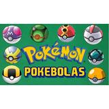 Caja 10 Pokebolas ( + 10 Pokemones)