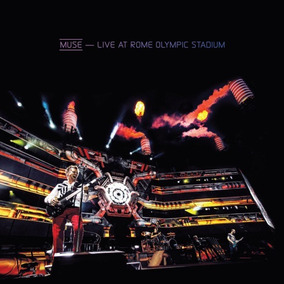Muse Live At Rome Olympic Stadium - Dvd + Cd