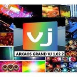 Arkaos 1.02.2 + 09gb De Videos Imagens Loops P/vjs