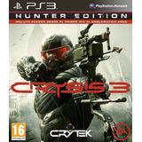 Crysis 3 Ps3 Nuevo Y Sellado