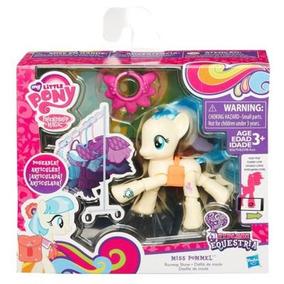 Mi Pequeño Pony My Little Pony Paseo De Moda Miss Pommel