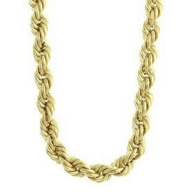 Corrente Cordão Em Ouro 18k 750 Com 13 Gramas Cd01