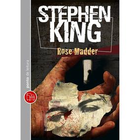 Livro Rose Madder Stephen King