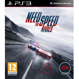 Juego Need For Speed Rivals Digital Original Ps3