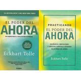2 Audiolibros El Poder Del Ahora Y Practicando El Poder Del