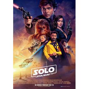 Funko Pop - Solo - Star Wars - Halloween - Poster -marvel