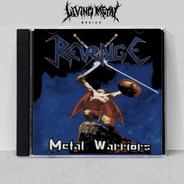 Revenge - Metal Warriors Cd