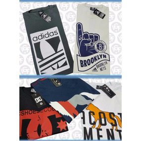 Kit 10 Camisetas Camisas Roupas Marca Atacado Frete Gratis