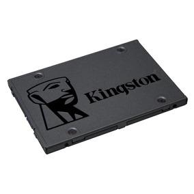 Hd Ssd 240gb Kingston 2.5 Sata Ill A400 - Sa400s37/240g
