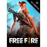 Free Fire 765 Diamantes + 10% Bônus - Recarga Via Id