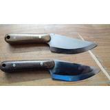 Cuchillo Artesanal Para Cuerear 19cm