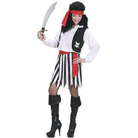 Señoras Pirata Mujer Traje De Gran Tamaño Del Reino Unido