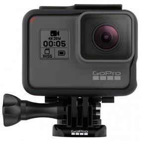Câmera Filmadora Gopro Hero 5 Black 4k 12.1 Mp 12x Sem Juros