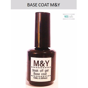 Base Coat Esmalte Permanente M&y