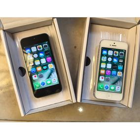 Iphone 5 Original Apple Bandas Abiertas Icloud Libre