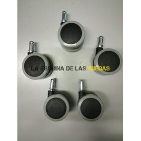 Ruedas De Goma Para Sillas Giratorias - Muebles para Oficinas en ...