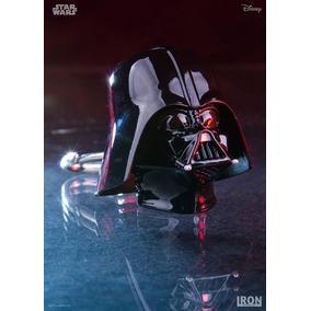 Star Wars Chaveiro Capacete Darth Vader Helmet Iron Studios