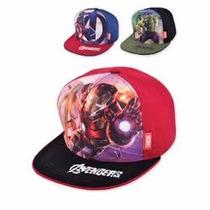 Gorra De Sol Avengers Marvel Footy Gav928