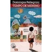 Livro Tempo De Menino Domingos Pellegrini
