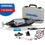 Micro Retifica Dremel 4000 + Kit 45 Acessórios + Maleta 110v