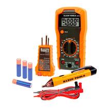 Klein Tools Kit De Prueba Eléctrica: 3 Super Herramientas