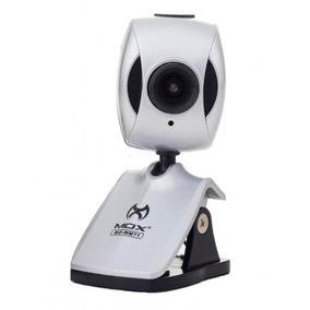 Webcam Usb Com Microfone 1.3 Mp Plug & Play
