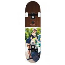 Skateboard Patineta Tabla Gas Girl 31.5-7.75 Miller Division
