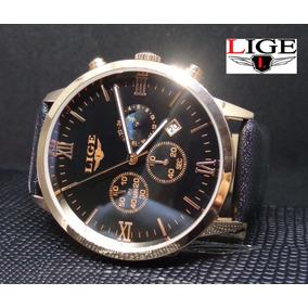 Reloj Lige (de Alta Gama) M9807, Original