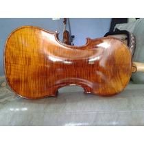 Violino Artesanal, Modelo Stradivarius Você Escolhe A Cor