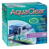 Filtro Cascada Aquaclear 20 Peceras Hasta 120 Litros