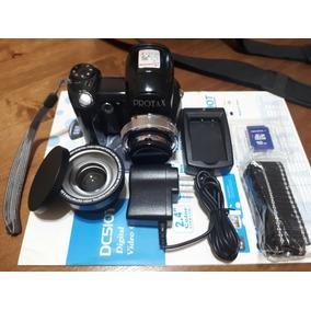 Camara Digital Protex Dc510t 16mp Digital Zoom 8x Nice Video