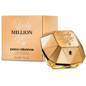Perfume Lady Million Edp Paco Rabanne 50ml